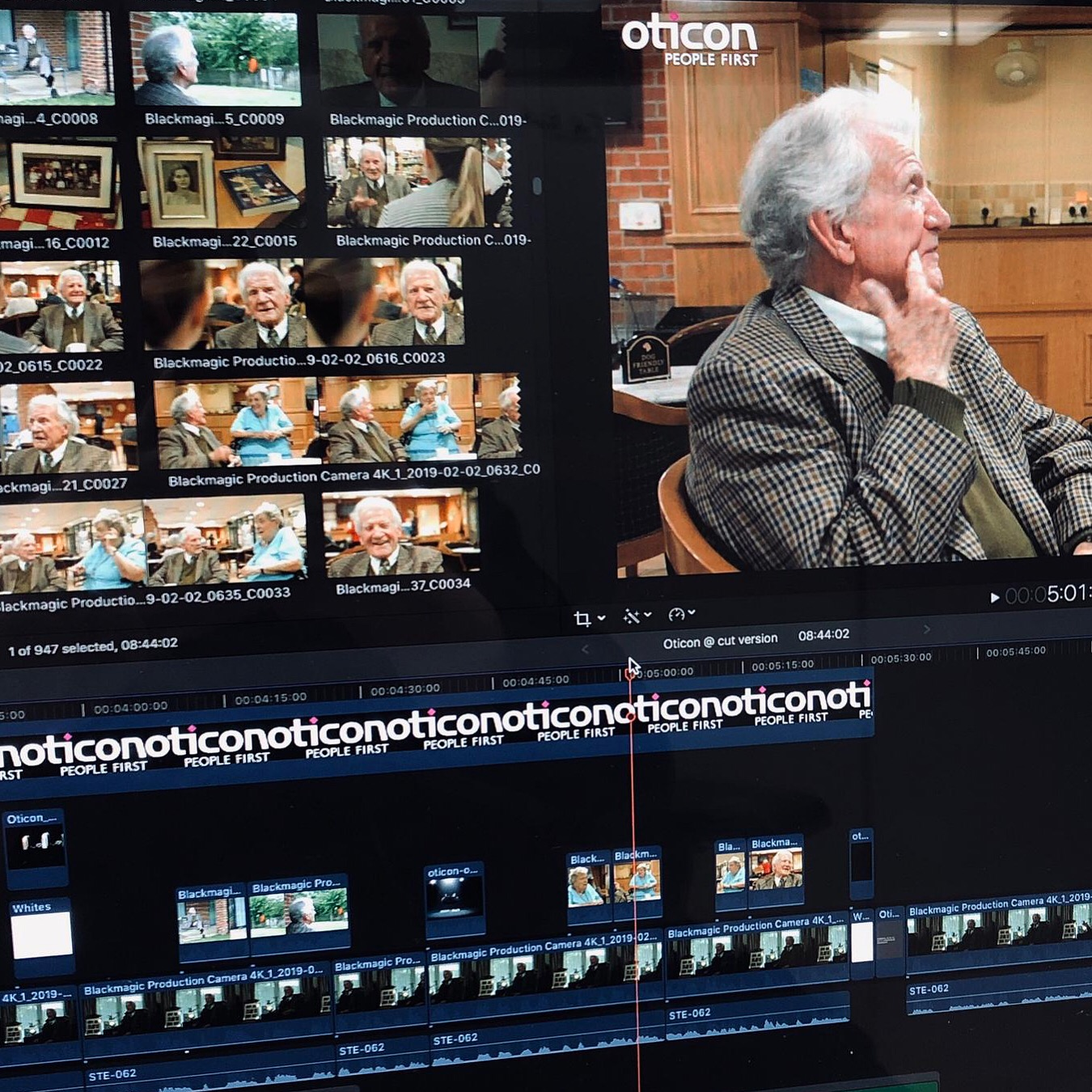 Five Percent - Video Production
