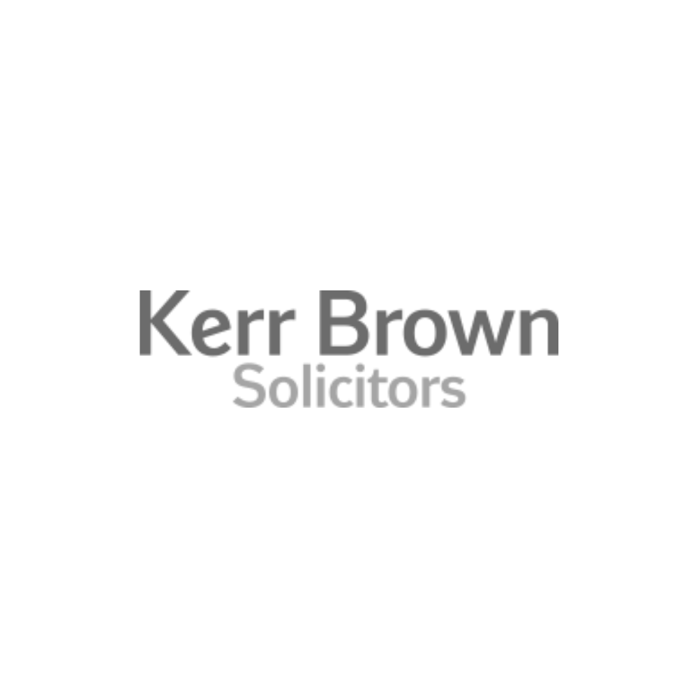 Five Percent Client - Kerr Brown Solicitors