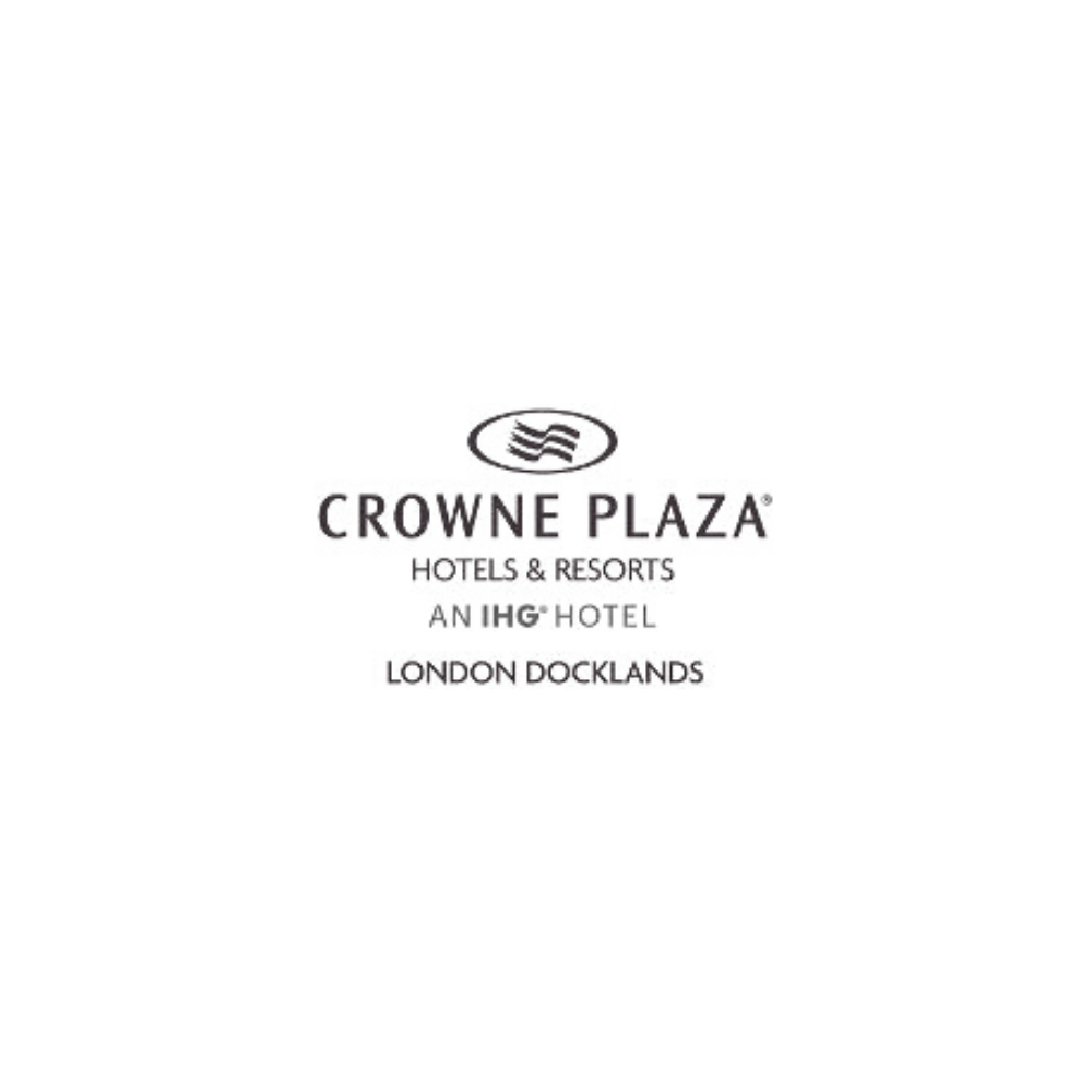 Five Percent client - Crowne Plaza London Docklands